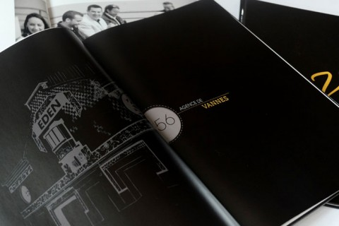 Book d'entreprise Vanetys